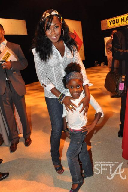 Tachina Arnold & Daughter