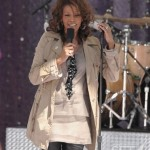 Quick Flix/Video ~ Whitney Houston Stumbles on Good Morning America