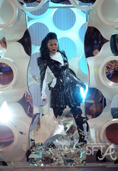 Janet Jackson VMA