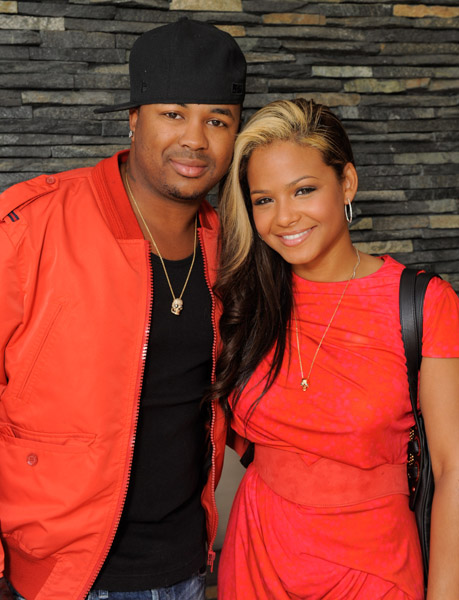 the-dream-christina-milian-red