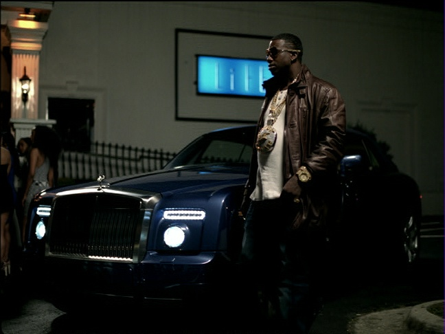 Gucci Mane ~ Spotlight Video Shoot