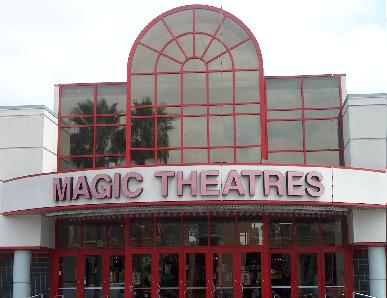 Magic Johnson Theatre