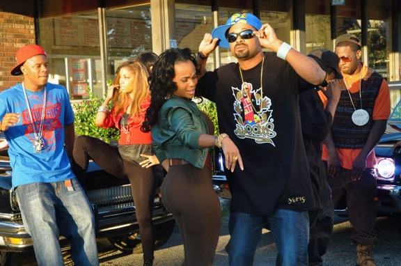 Mike Epps Video Shoot