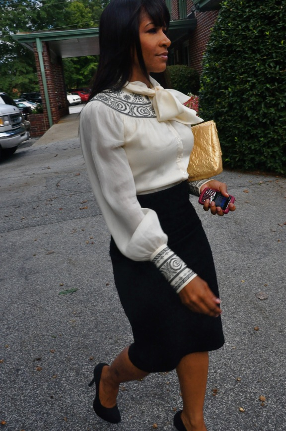 "Sheree Whitfield ~ Ashey ""AJ"" Jewell Funeral"