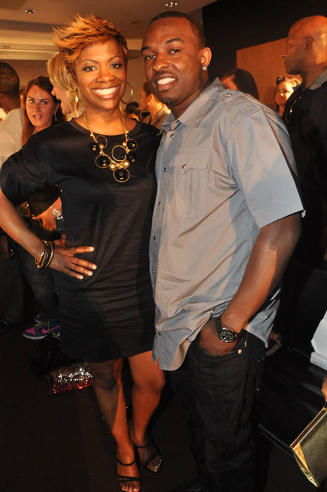 "Kandi Burruss & Ashley ""AJ"" Jewell"