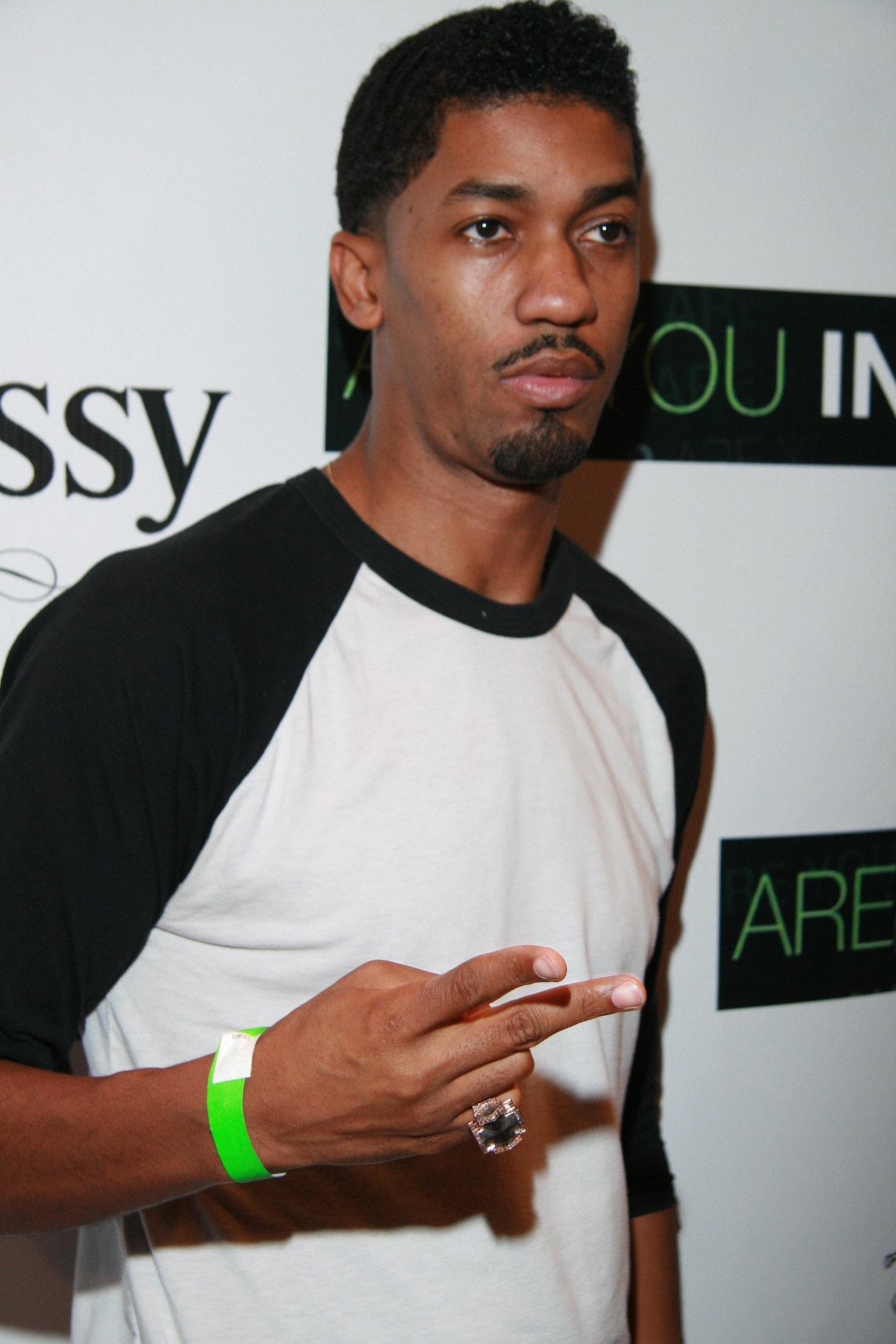 Fonzworth Bentley 2009 Bet Hip Hop Awards Preview Style