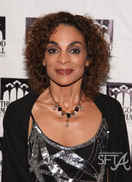 Jasmine Guy ~ Thurgood Marshall Anniversary Dinner