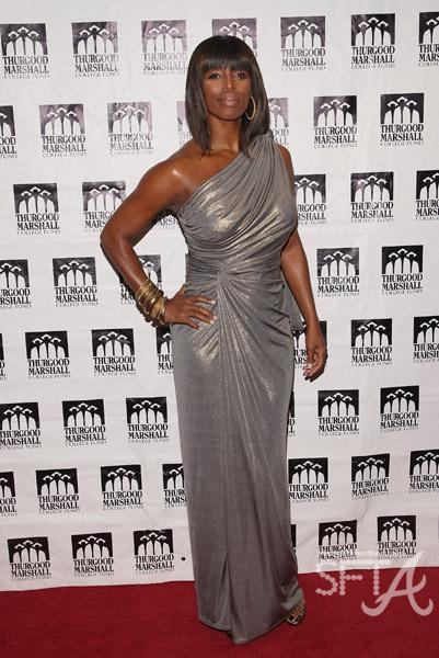 Tasha Smith ~ Thurgood Marshall Anniversary Dinner