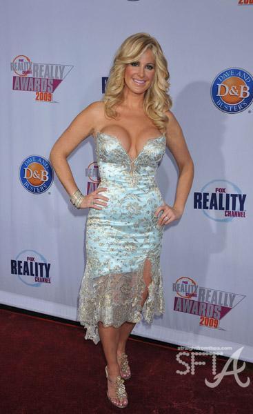 Kim Zolciak ~ 2009 Fox Really Awards