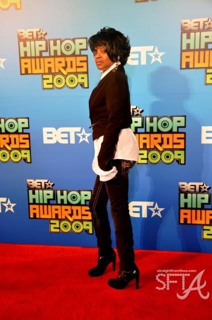 Frankie Lons ~ 2009 BET Hip Hop Awards