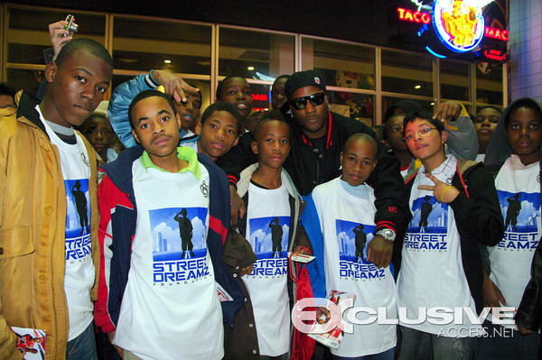 Young Jeezy & Kids