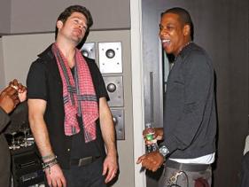 Robin Thicke & Jay-Z