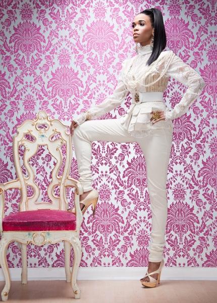 Michelle Williams by Derek Blanks