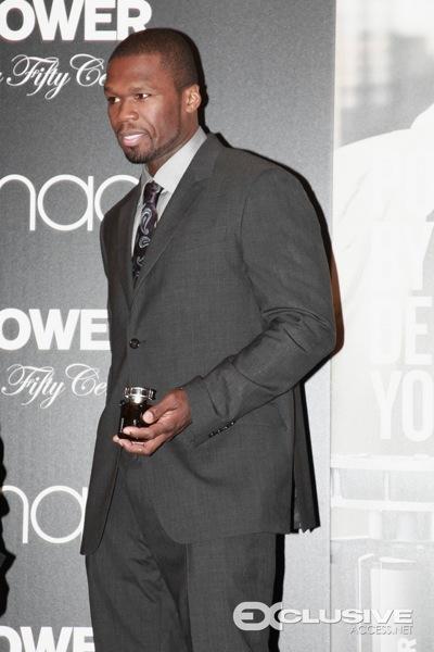 50 Cent ~ Macy's Atlanta