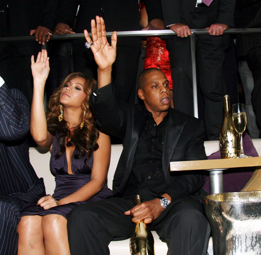 Beyonce & Jay Z ~ 40 / 40