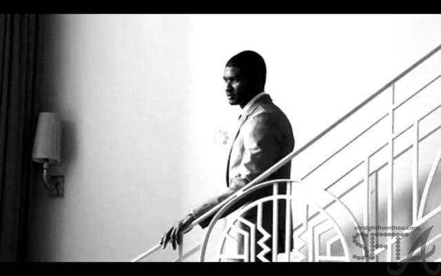 Usher Raymond VIP Photo Shoot