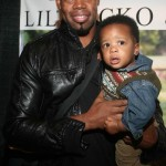 Derek Blanks & His Son (Beau)