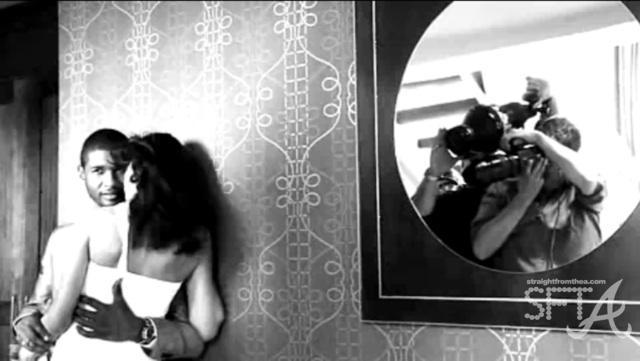 Usher Raymond VIP Photoshoot