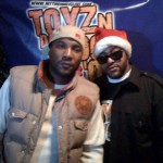 Flix/Video ~ Young Jeezy & ToyzNDaHood Deliver Toys Door to Door