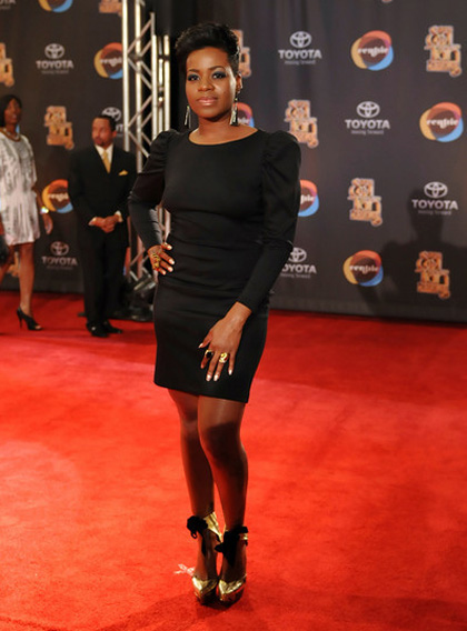 Fantasia ~ BET Hip HIp Awards