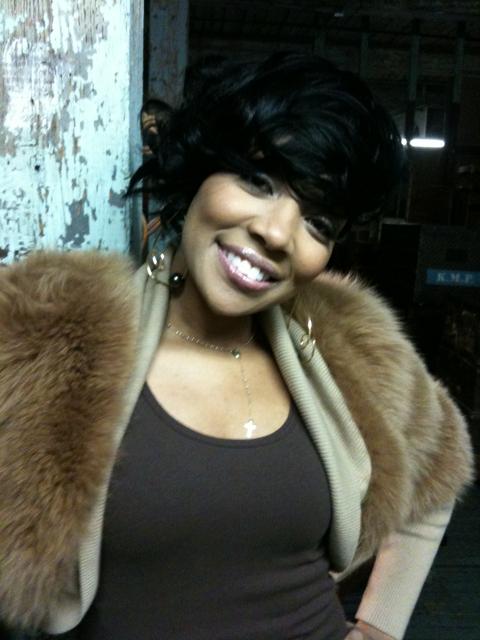 Monica ~ Twitpic