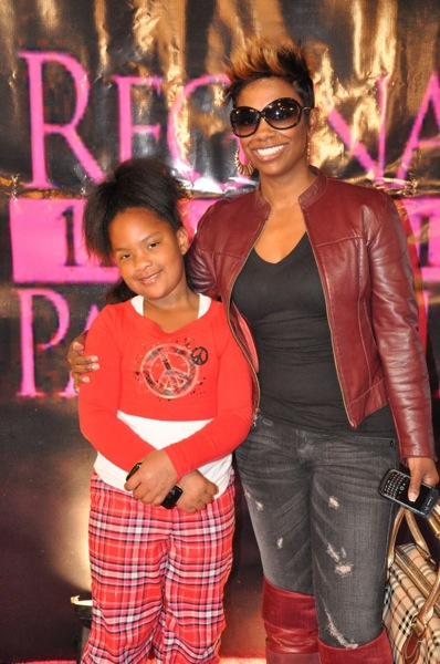 On Big Happy Family Lil Wayne Amp Toya Celebrate Daughter