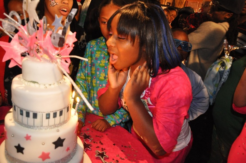 Reginae Makes a Wish