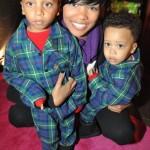 On Big Happy Family ~ Lil Wayne & Toya Celebrate Daughter's Birthday + 1st Pics of Waynes Baby Bo