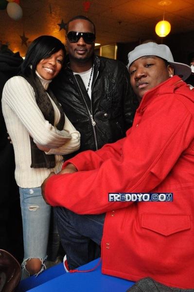 Monica, Devyne & Joc