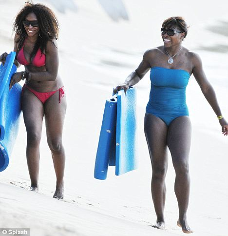 Serena Williams Bermuda