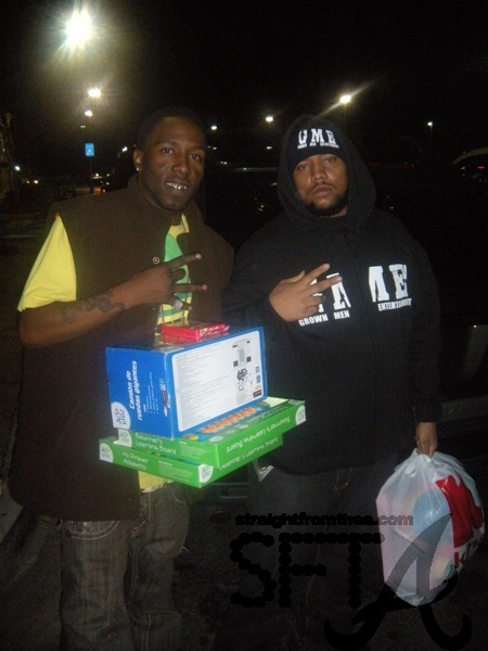 Young Raphy & Guest ~ ToyzNDaHood 2009