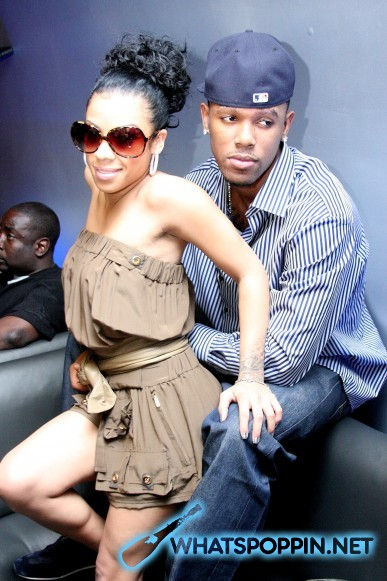 keyshia cole and Daniel ?Boobie? Gibson