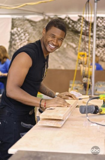Usher - Extreme Home Makeover
