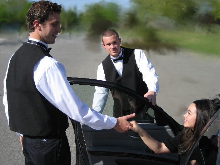 how to be a good valet attendant