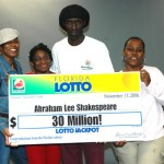 Missing Lottery Millionaire Found Buried in Concrete