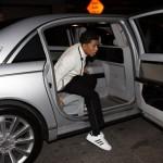 Justin Arrives