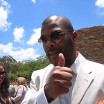 Tyler Perry Aids Haiti Relief With $250,000 Donation