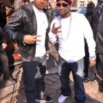 Shawty Lo & The Dream - ATLANTA GA VIDEO SHOOT