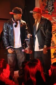 The Dream & Ludacris Shawty Lo - ATLANTA GA VIDEO SHOOT