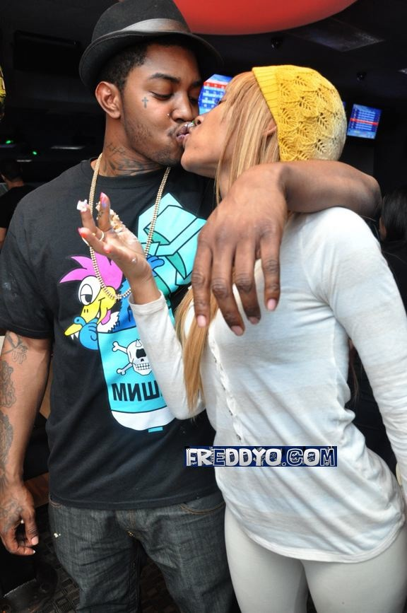 Diamond from crime mob and lil scrappy dating