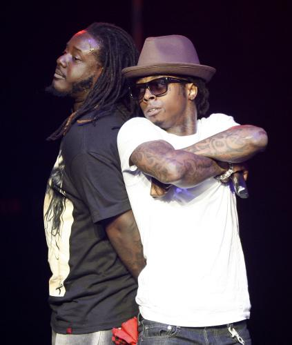 pain and lil wayne relationship