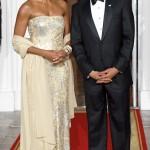Barack & Michelle Obama State Dinner 2009