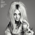 Dakota Fanning by Inez and Vinoodh for V #63 January/February 2010