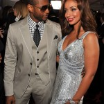 Boo'd Up ~ Usher & Mya (Grammy 2010 Red Carpet)