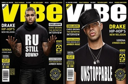 chris brown vibe magazine