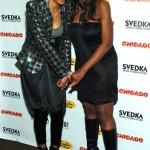 Michelle Williams & Star Jones