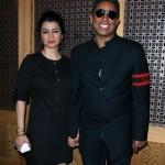 Jermaine Jackson & Halima Rashid
