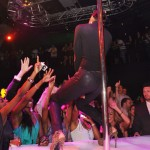 Kelly Rowland Celebrates Her B'Day on The Pole