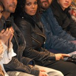 Janet Jackson London Fashion Week