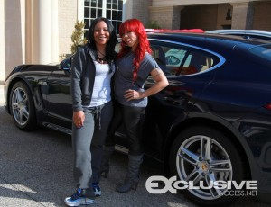 Tiny & Celebrity Hairstylist Shekinah
